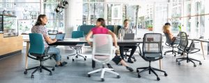 Sedus se:motion office swivel chair