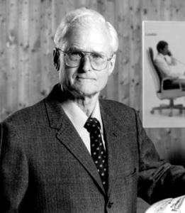 Christof Stoll prägte die Ergonomie und das Wohlbefinden am Arbeitsplatz