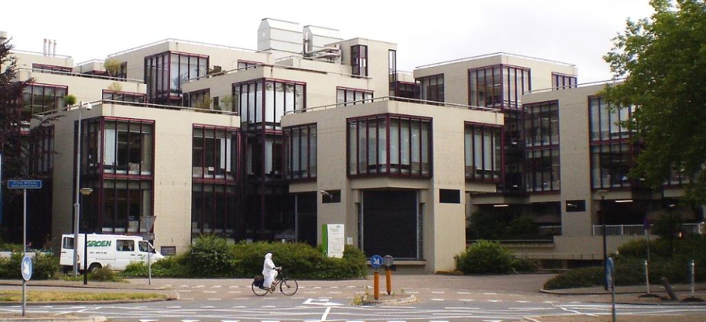 Agiles Arbeiten im intelligenten Verwaltungsgebäude Centraal Beheer