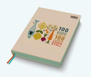 Sedus Vollwertkochbuch mit 100 Rezepten zu Ehren 100 Jahren Emma Stoll