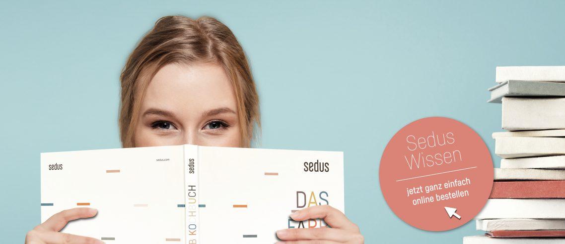 Sedus Knowledge Sharing - Farbkochbuch und Vollwertkochbuch einfach online bestellen