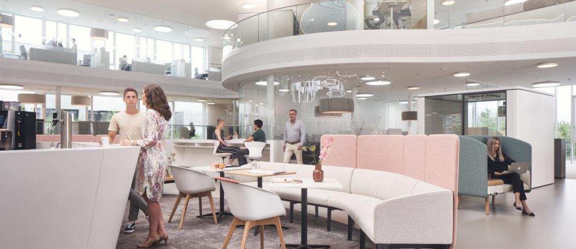 inspirerend kantoor sedus
