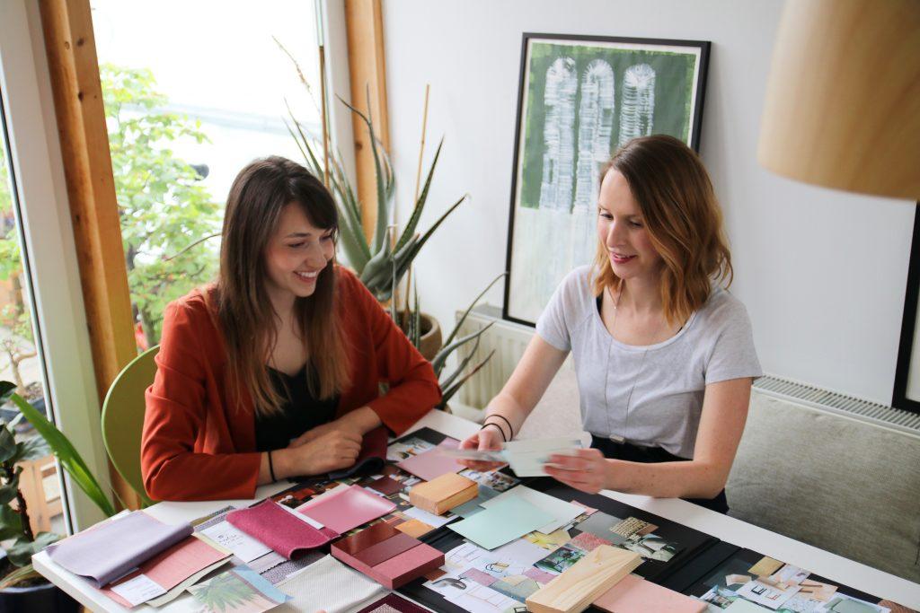 Das Sedus Farbkochbuch Autorenteam Livia Baum und Jutta Werner von zukunftStil