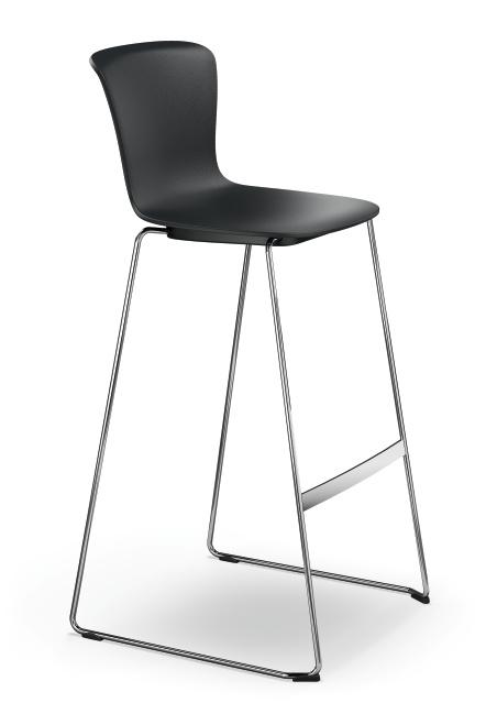 se spot stool_bar_schwarz kufe