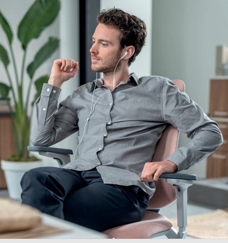 Ergonomie-Tipps_guter Bürostuhl