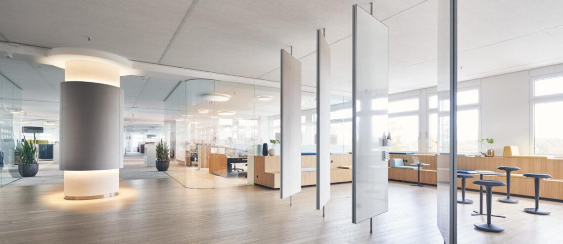Büro der Zukunft Geseke