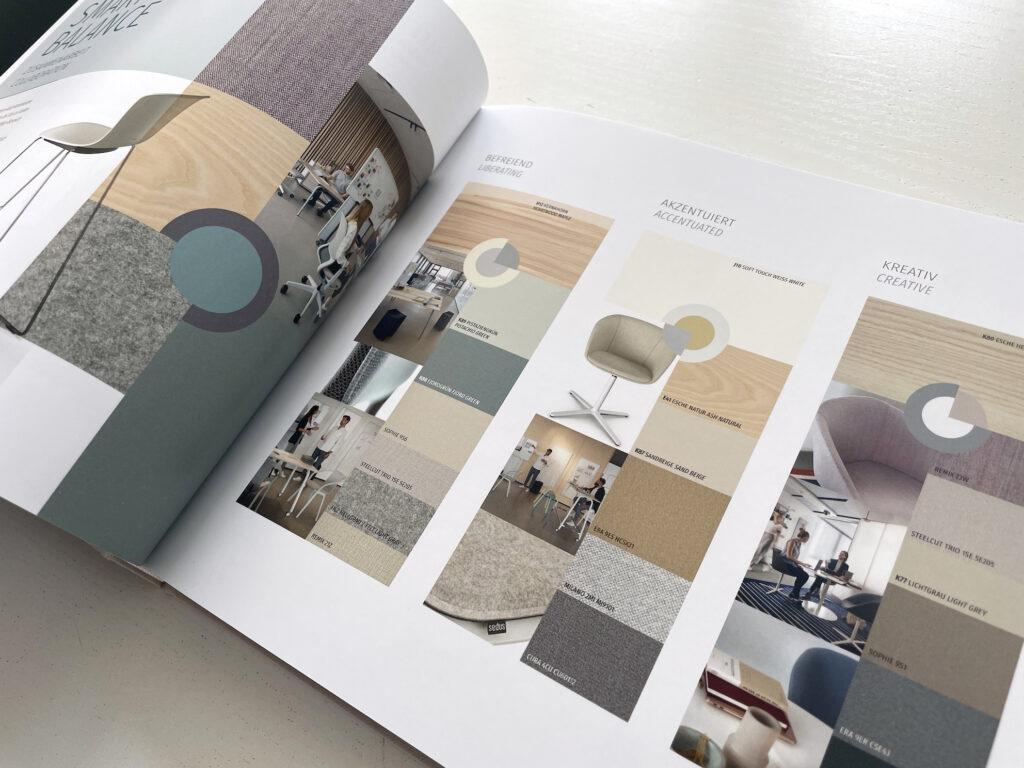 Sedus color cookbook color worlds book page